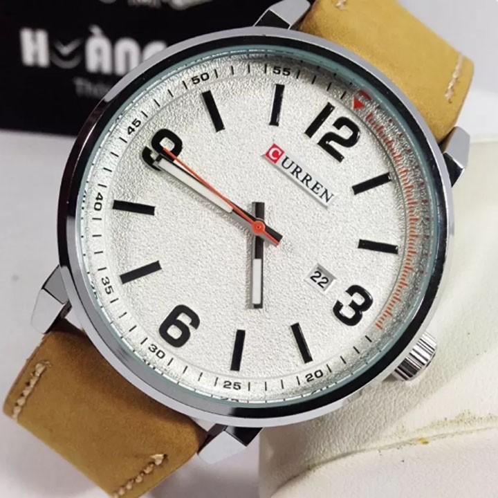 Đồng hồ nam dây da cao cấp thương hiệu CURREN 2356B - 2844991 , 117828155 , 322_117828155 , 500000 , Dong-ho-nam-day-da-cao-cap-thuong-hieu-CURREN-2356B-322_117828155 , shopee.vn , Đồng hồ nam dây da cao cấp thương hiệu CURREN 2356B