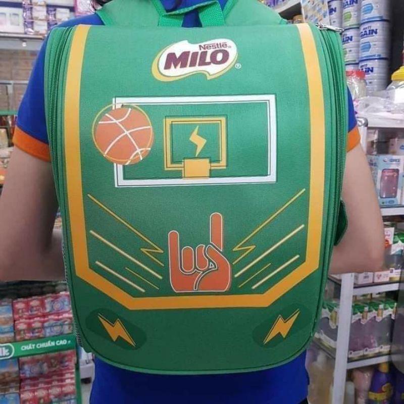 Balo Milo cao cấp chống gù lưng cho bé