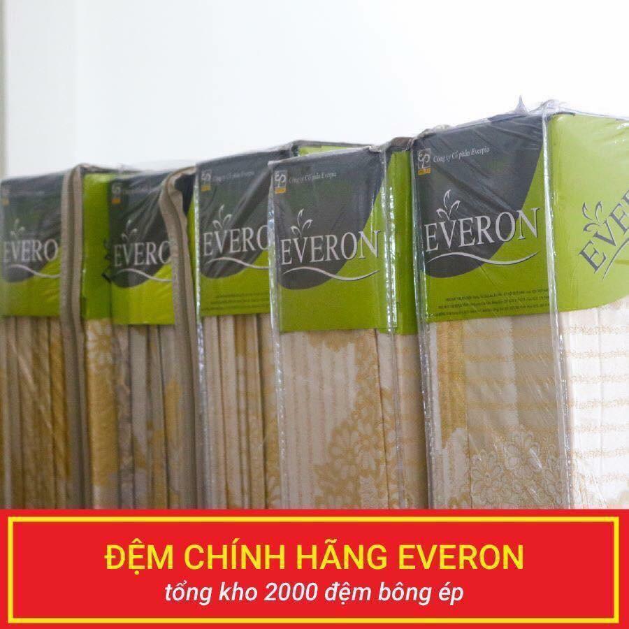 Đệm bông ép Everon chính hãng m8x2mx9cm chiết khấu cao