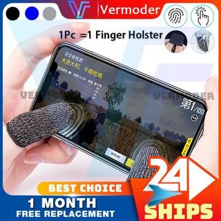 Găng đeo ngón tay hỗ trợ chơi game thấm hút mồ hôi tốt chất lượng cao thumbnail
