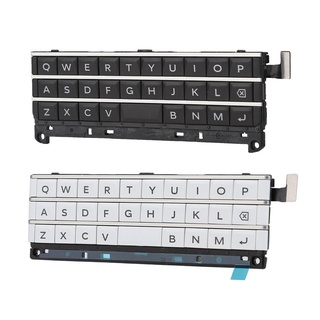Tomin High Sensitivity Mobile Phone Keyboard Assembly Digital Button for Blackberry Q30