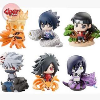 Bộ 6 nhân vật Naruto – Mô hình Naruto