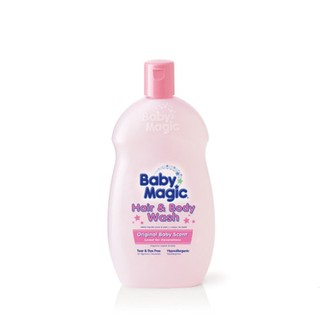 Tắm gội Baby Magic Original 266ML M300