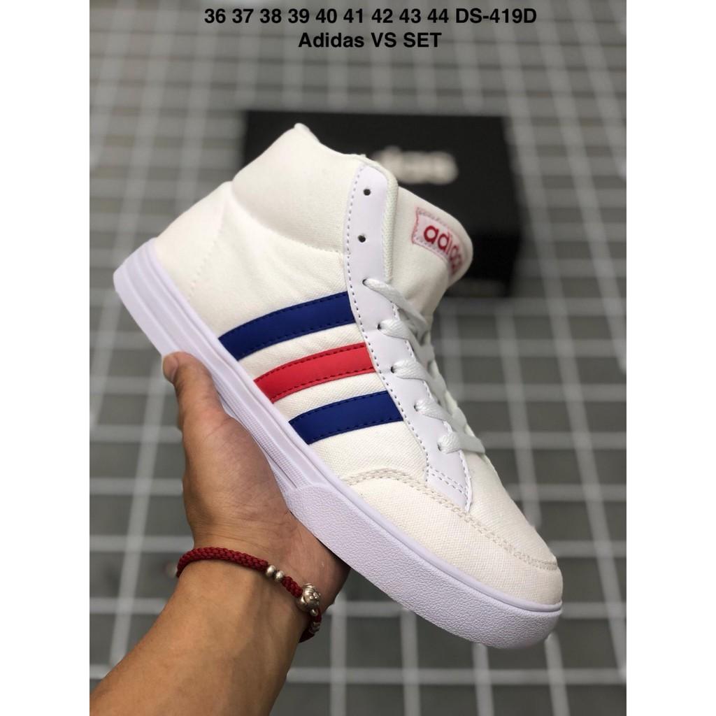 Giày Thể Thao Cổ Cao Thời Trang Nam Nữ 36-44 Adidas / 2020