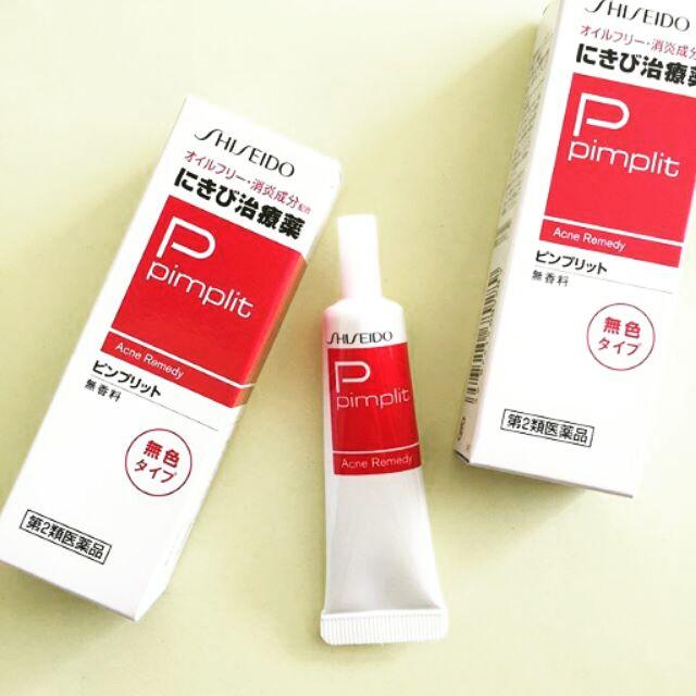 Kem trị mụn Shiseido Pimplit - 2477941 , 211852883 , 322_211852883 , 265000 , Kem-tri-mun-Shiseido-Pimplit-322_211852883 , shopee.vn , Kem trị mụn Shiseido Pimplit
