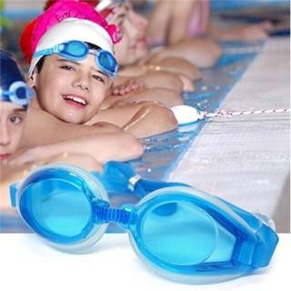 Kính Bơi Trẻ Em Trong Suốt Bảo Vệ Mắt Cho Bé Hè 2021