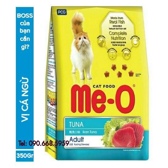 THỨC ĂN HẠT CHO MÈO LỚN MeO Adult 350g