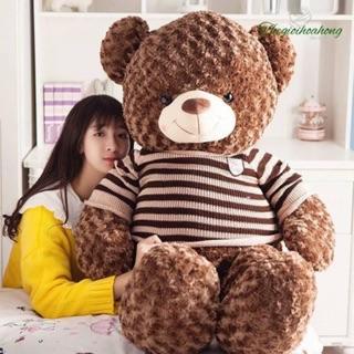 Gấu Teddy 1m hàng đẹp