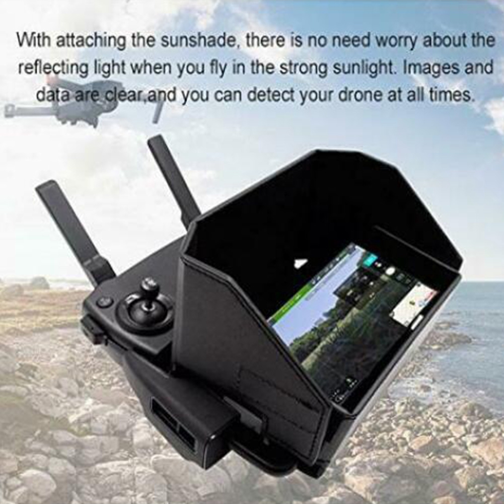 Sun Hood Foldable Universal Outdoor Cover Portable Tablet Shading Durable For DJI Mavic Spark