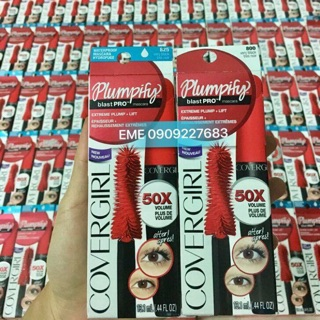 Mascara CoverGirl Plumpify BlastPro thumbnail