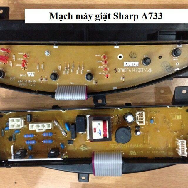 Mạch máy giặt Sharp A733 - 3377093 , 999356873 , 322_999356873 , 380000 , Mach-may-giat-Sharp-A733-322_999356873 , shopee.vn , Mạch máy giặt Sharp A733