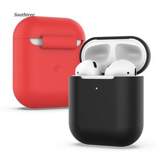 Vỏ bọc silicon bảo vệ hộp tai nghe cho Apple Airpod 2
