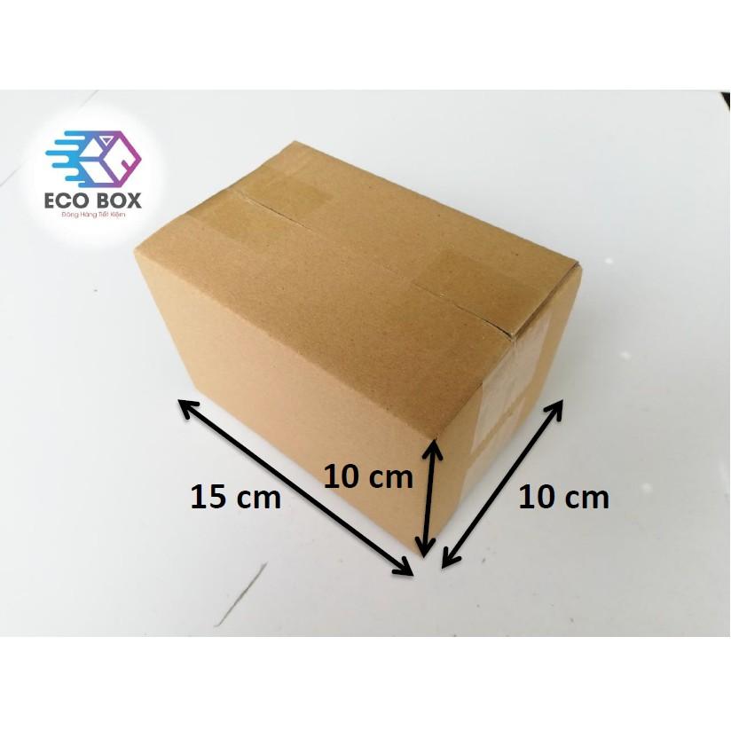 15x10x10 Hộp Carton đóng hàng