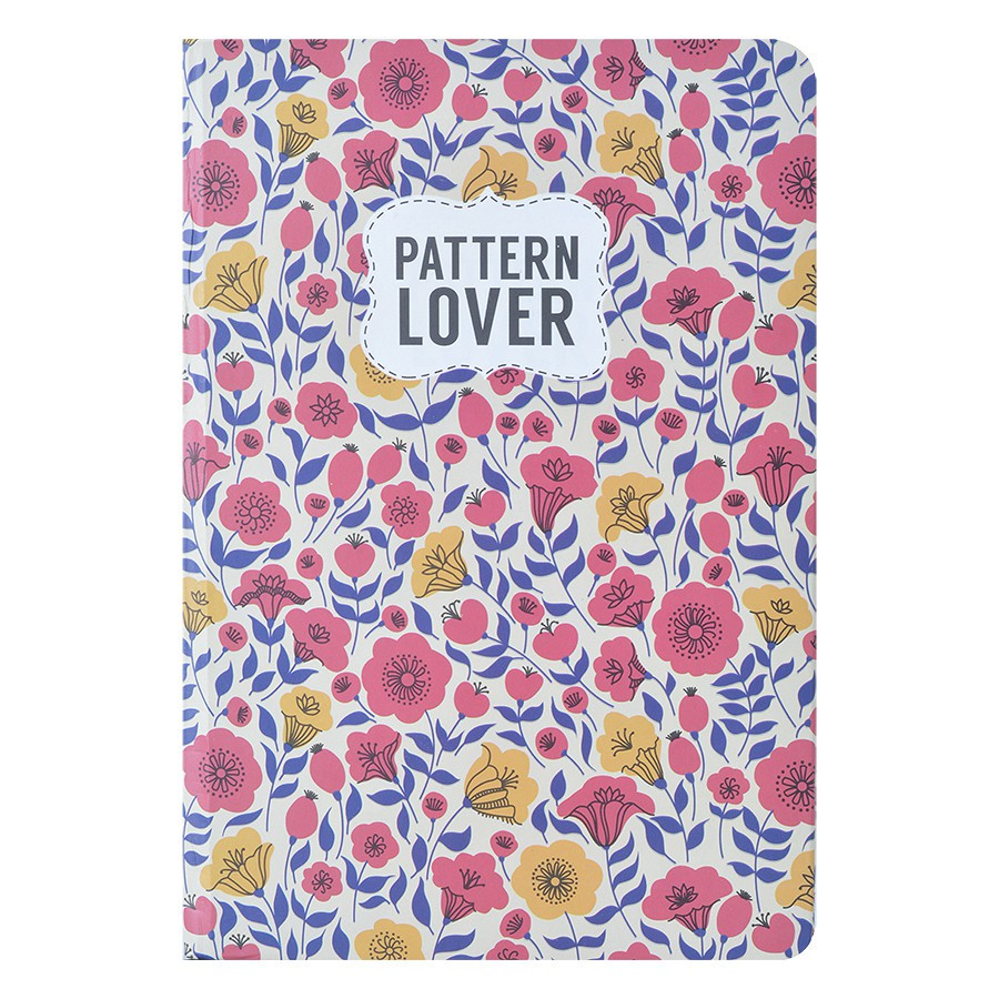 Sổ Tay Kẻ Ngang Crabit Notebuck Pattern Lover
