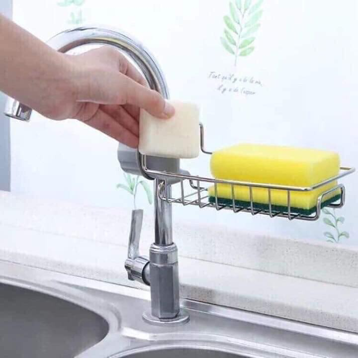giá để miếng rửa chén bằng inox - 14359693 , 2471944197 , 322_2471944197 , 90000 , gia-de-mieng-rua-chen-bang-inox-322_2471944197 , shopee.vn , giá để miếng rửa chén bằng inox