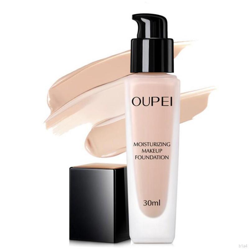 [Hàng mới về] Kem nền OUPEI kiềm dầu dưỡng ẩm cho da