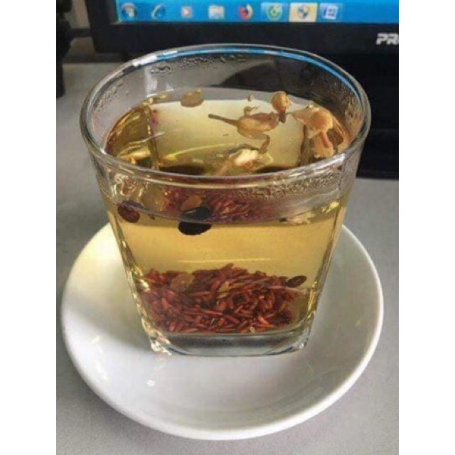500gr trà hoa ngũ cốc thanh nhiệt, kích sữa, thon gọn