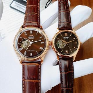 Đồng hồ cặp dôi nam nữ Orient AG00001T0 và RA-AG0023Y00C thumbnail