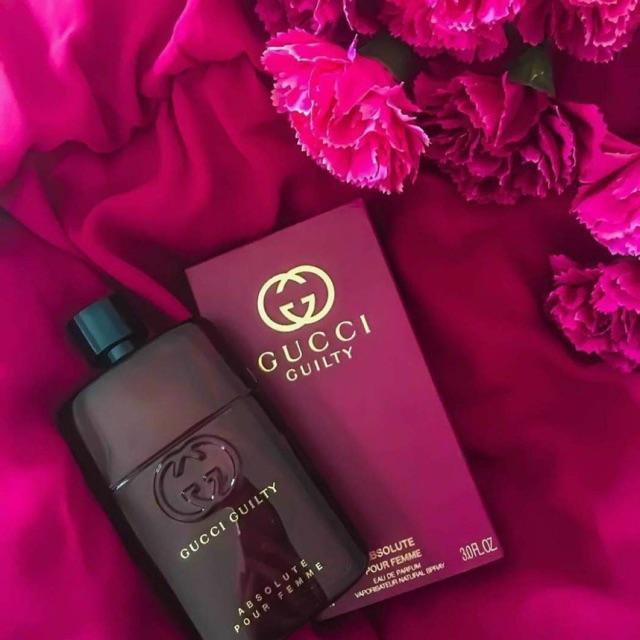 Nước hoa Gucci Guilty Absolute Pour Femme EDP for Women 90ml   Shopee Việt  Nam