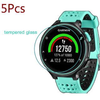 5 Pcs for Garmin Vivoactive 3 Traine 3  4  4s  Vivomove HR Venu Tempered Glass  Screen Protector Smart Watch Film