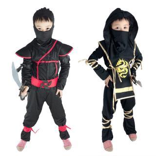 bộ đồ hóa trang ninja cho bé