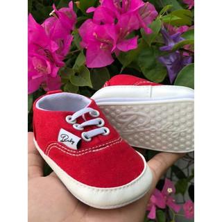 Giày Baby Đỏ G046 thumbnail
