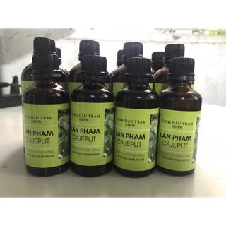 Tinh dầu tràm Lan Pham Cajeput
