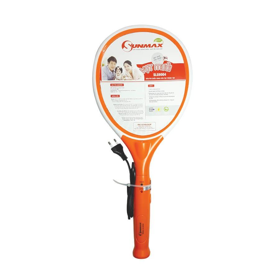 Vợt muỗi sạc tích điện Sunmax SLG9004 - 3582680 , 1239379366 , 322_1239379366 , 111600 , Vot-muoi-sac-tich-dien-Sunmax-SLG9004-322_1239379366 , shopee.vn , Vợt muỗi sạc tích điện Sunmax SLG9004
