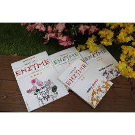 Sách - Trọn bộ Nhân Tố Enzyme (Bộ 4 Cuốn)