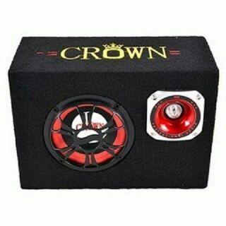 Loa Crown Vuông 8