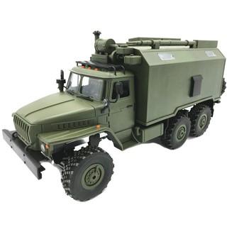 Xe tải quân sự WPL B36 – Ural 4320 1:16 6×6 (RTR)