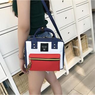 Túi đựng mỹ phẩm , đồ trang điểm , chất liệu vải canvas