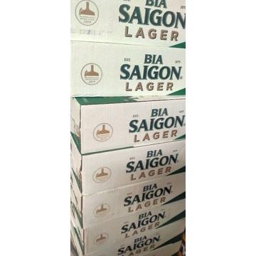bia tiger - bia Sài Gòn xanh