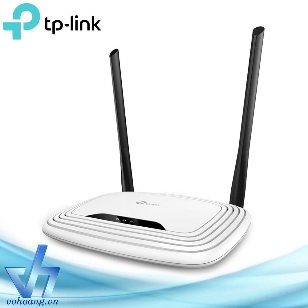 BỘ PHÁT WIFI TP-LINK 841N (Trắng) Giá chỉ 249.000₫