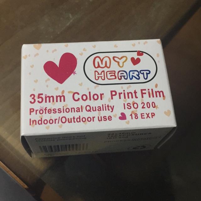 Film 35mm date 2018