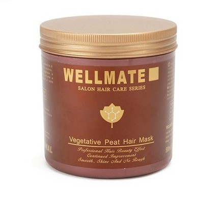 HẤP DẦU WELLMATE - Vegetative Peat Hair Mask