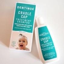 Dầu gội trị cứt trâu cho bé Dentinox
