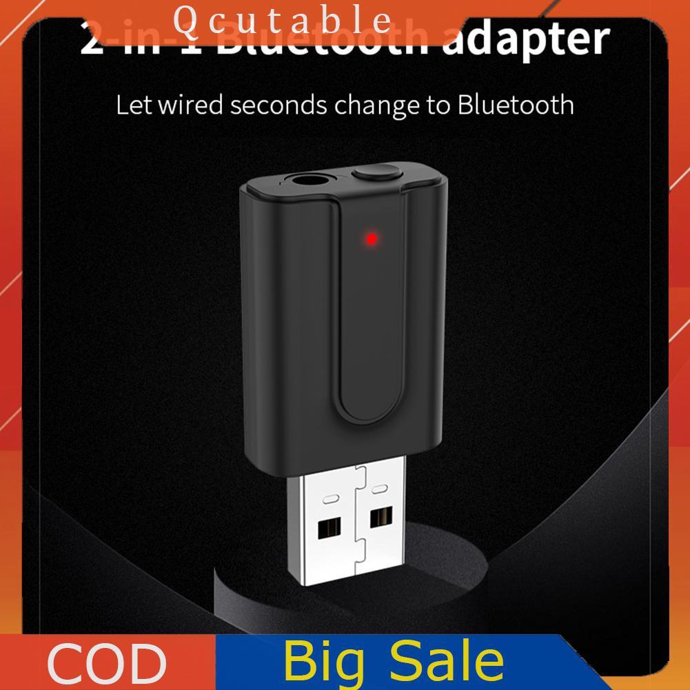Usb Thu Phát Bluetooth 5.0 T10 2 Trong 1
