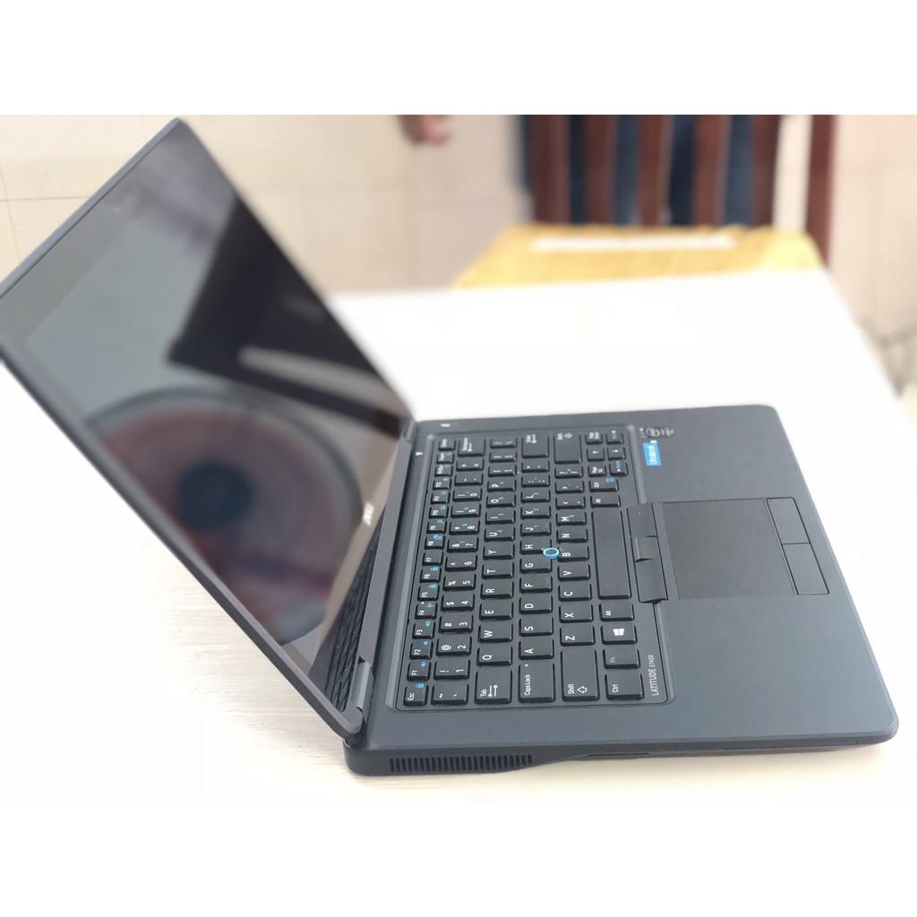 Laptop cũ dell latitude e7450 i7 5600u ram 8gb ssd 256gb màn fullhd 1920*1080p