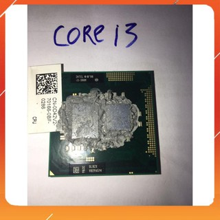 Bán CPU laptop core i3, đời 3 số đầu tiên…