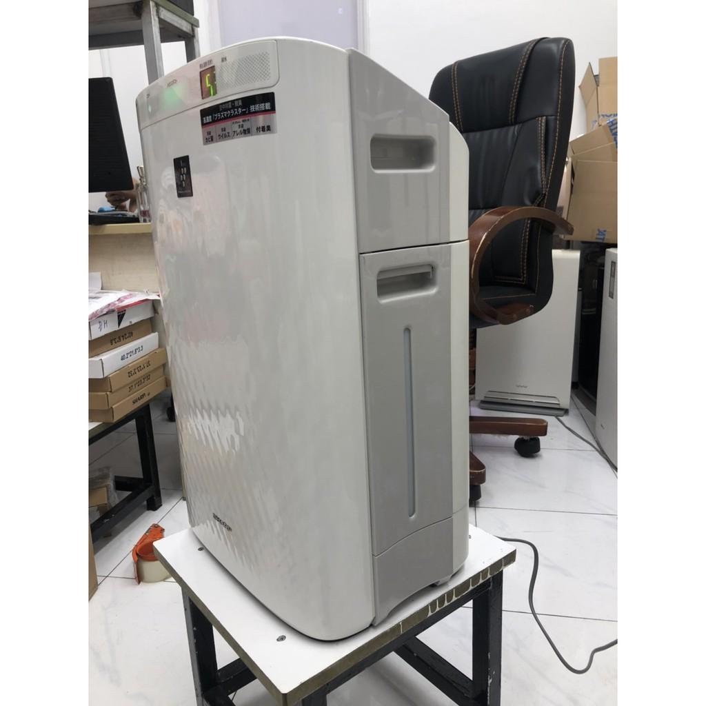 ( Cảm biến độ ẩm thay mới 100% ) Máy lọc không khí tạo ẩm inverter SHARP KC-Z40 & KC-Y45