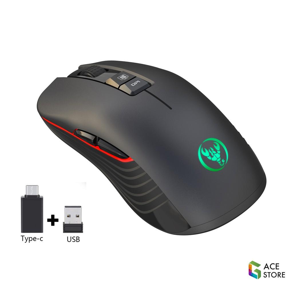 HXSJ T30 | Chuột không dây gaming