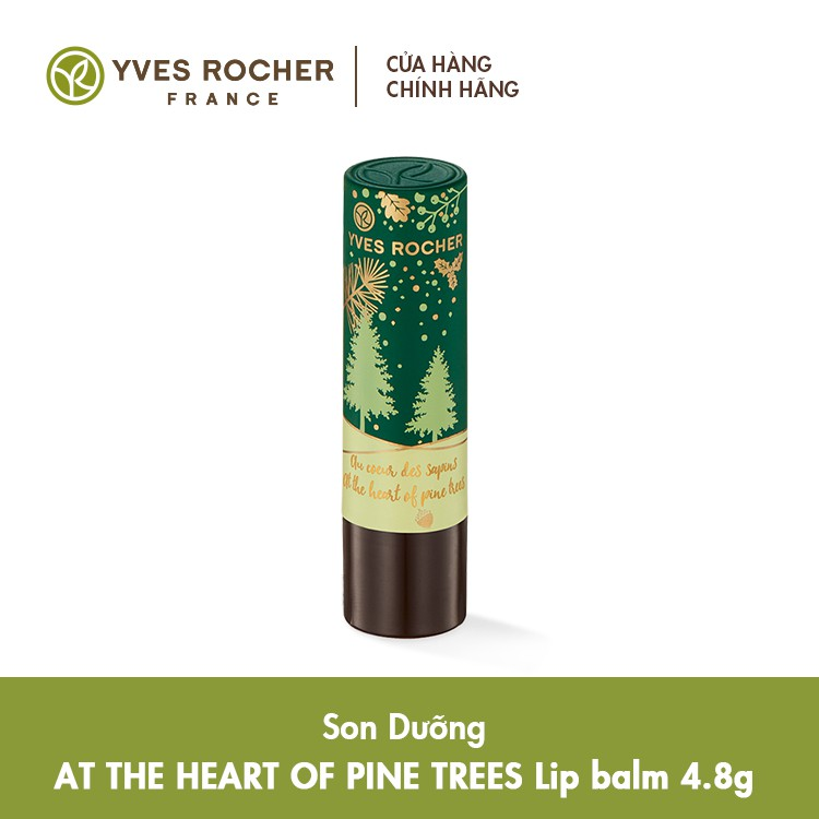 Son Dưỡng Môi Yves Rocher At The Heart Of Pine Trees 4.8gr