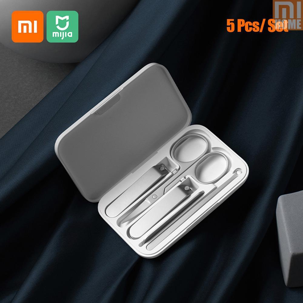 Bộ Dụng Cụ Làm Móng Bằng Thép Không Gỉ Chuyên Nghiệp Xiaomi Mijia