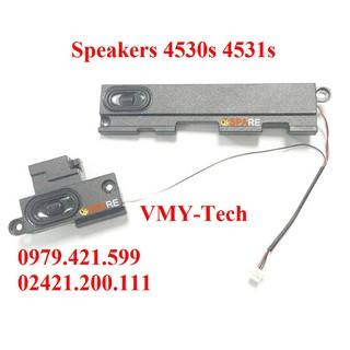 [Mã ELFLASH5 giảm 20K đơn 50K] Loa Laptop SPEAKERS HP probook Speakers 4530s 4531s 646298-001 NEW BH3T