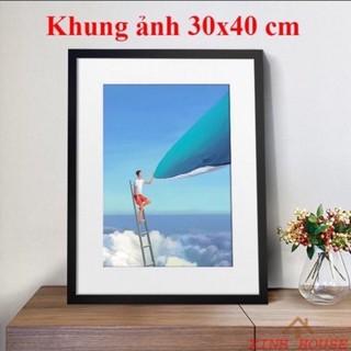 Khung ảnh - khung tranh A3 kích thước 30x42