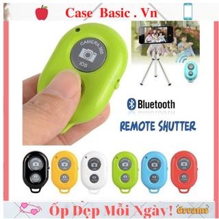 Remote Điều Khiển Chụp Ảnh Từ Xa – Nút Bấm Remote Bluetooth