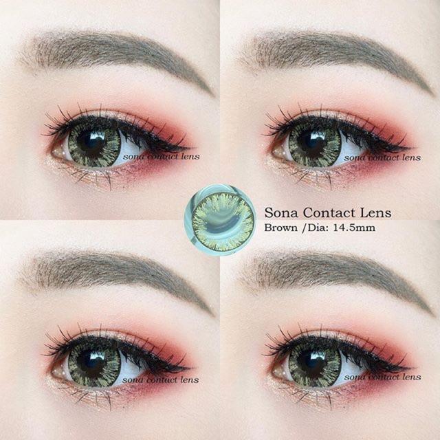 Lens SONA Hàn 0 độ