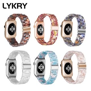 Dây Đeo Nhựa LYKRY Cho Đồng Hồ Thông Minh Apple Watch 40mm 44mm 38mm 42mm thumbnail