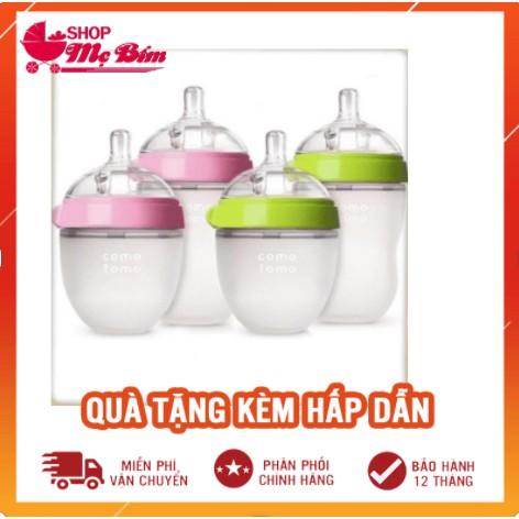 [ĐỦ SIZE] Bình Sữa Comotomo 150ML/250ML
